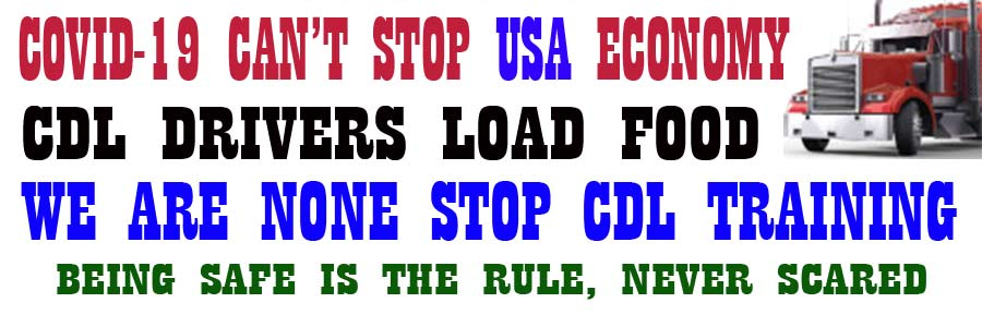 we are none stop cdl training