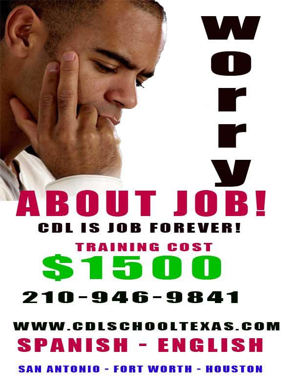 CDL school San Antonio TEXAS IMAGE INCLUDE PHONE NUMBER 210-946-9841