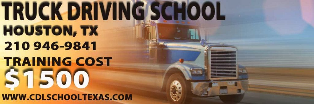 truck driving school houston texas