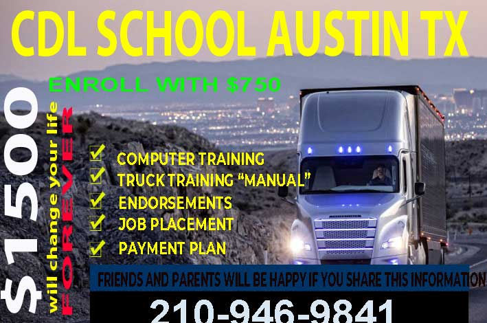 cdl austin history in images