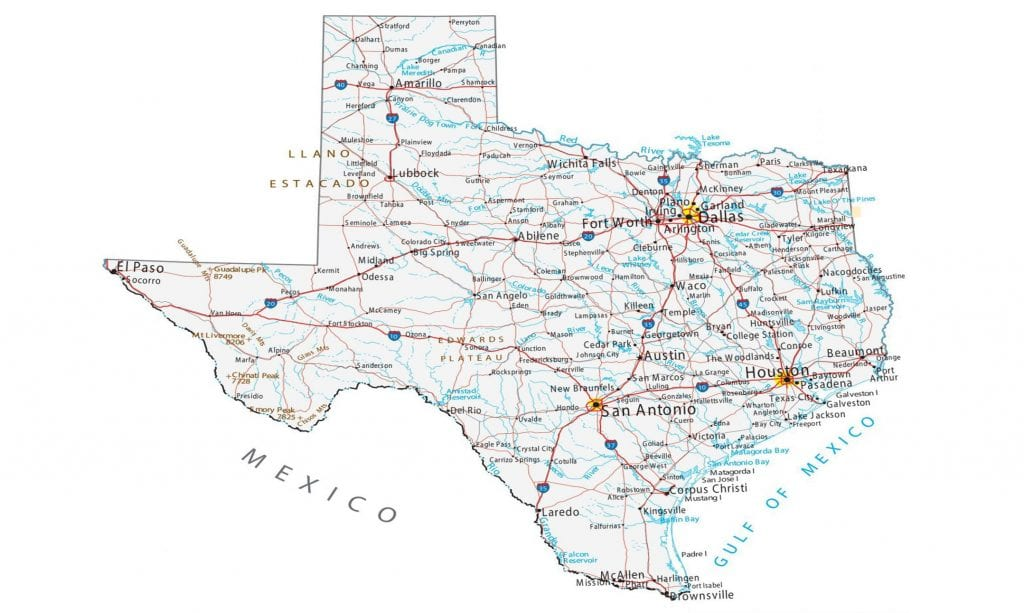 image show location adrees and office image map for cdl school san antonio