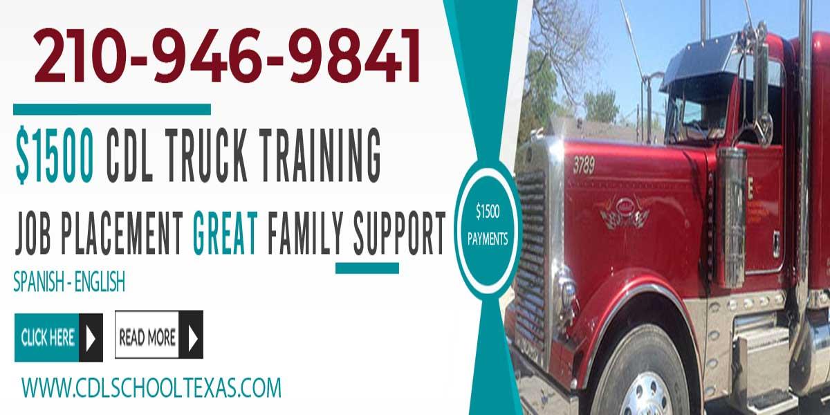 TRUCK TRAINING SAN ANTONIO TX PHONE NUMBER SLIDER