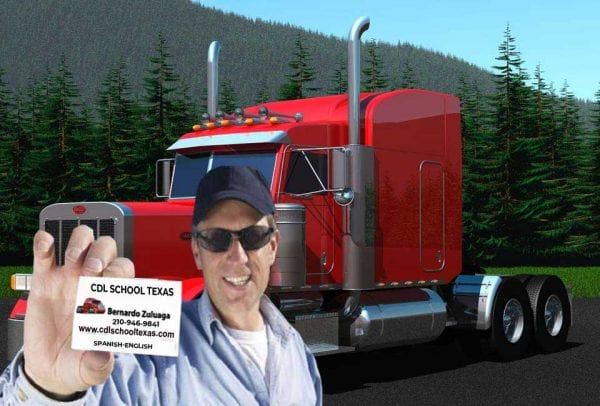 WHAT IS TEXAS SPONSORED CDL TRAINING