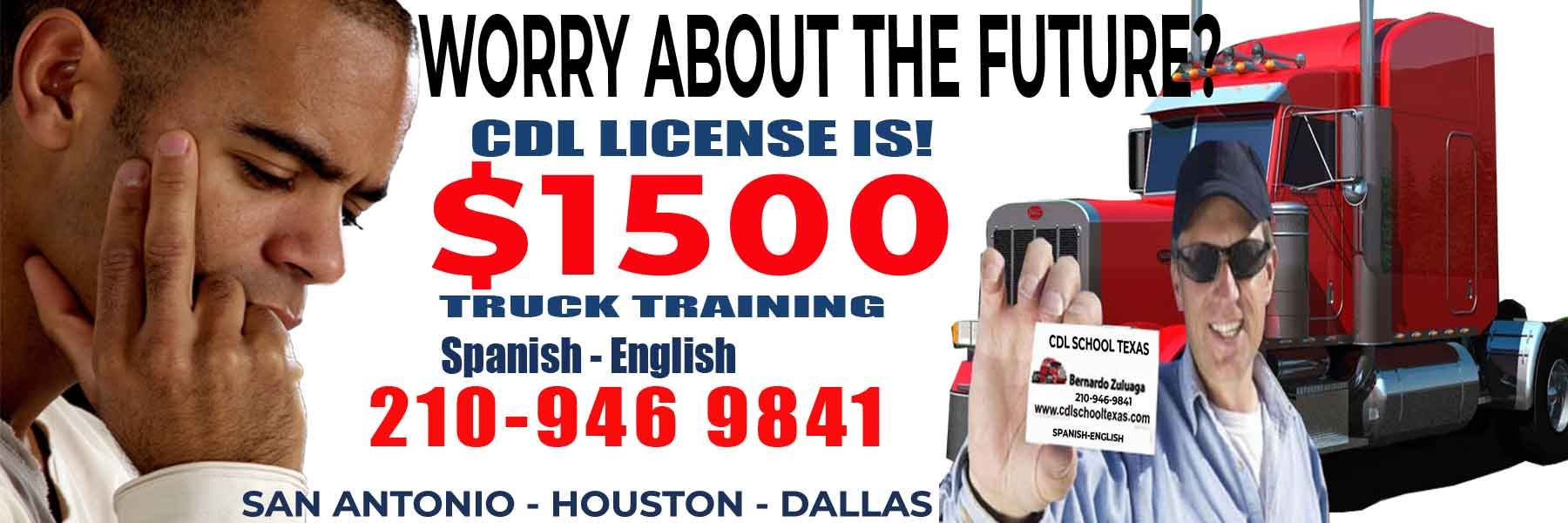 CDL school San Antonio Texas image show phone number, services and location