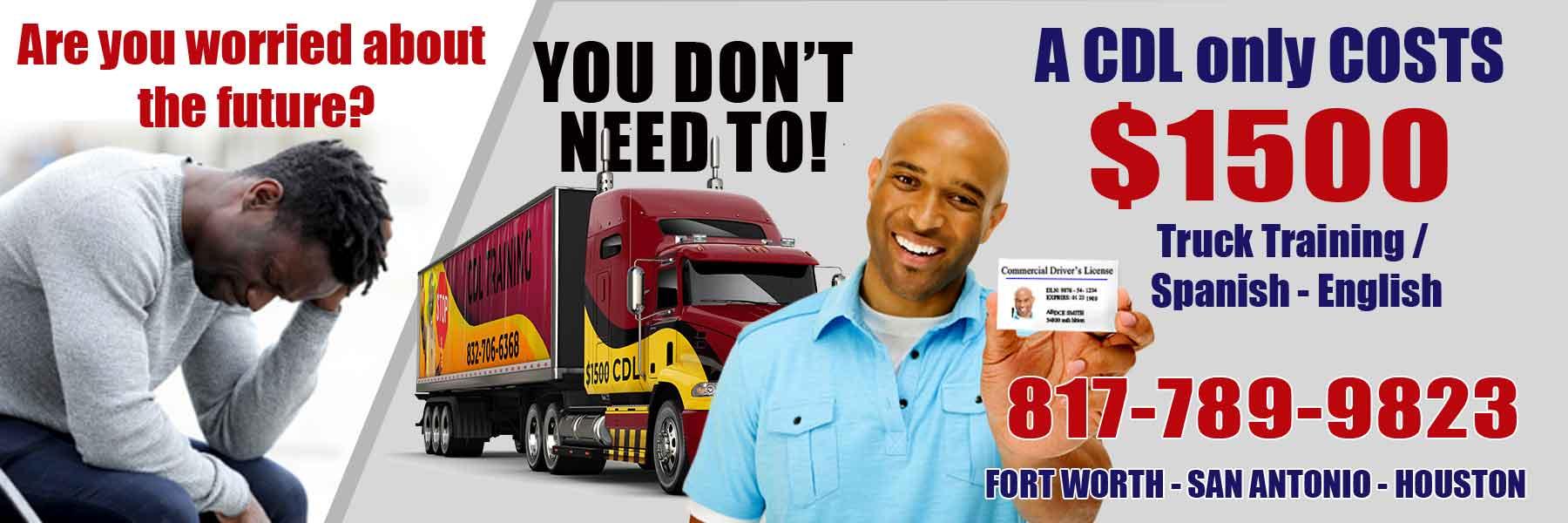 Truck Driving School Plano