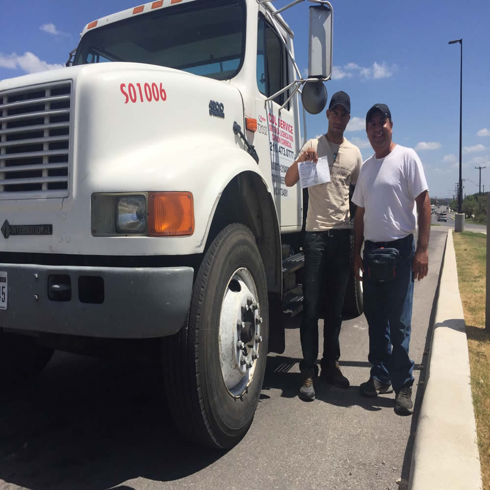 CDL training Texas